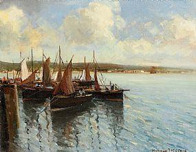 Norman J. McCaig, Evening Catch at Morgan O'Driscoll Art Auctions