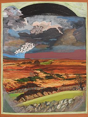 Brian Bourke, Winter 1977-78 at Morgan O'Driscoll Art Auctions