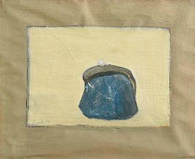 Blue Purse (1974) at Morgan O'Driscoll Art Auctions