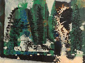David Crone, Garden (2009) at Morgan O'Driscoll Art Auctions