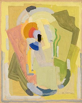 Evie Hone, Composition at Morgan O'Driscoll Art Auctions