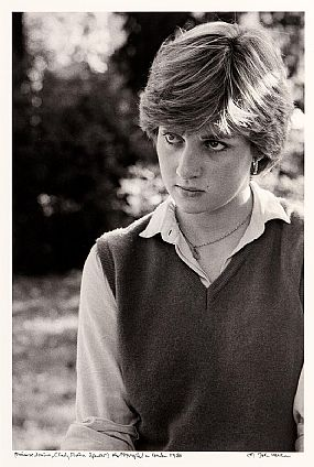 John Minihan, Princess Diana (Lady Diana Spencer - Photographed in London,1980) at Morgan O'Driscoll Art Auctions