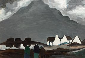 Markey Robinson, Foothills of the Mountains at Morgan O'Driscoll Art Auctions