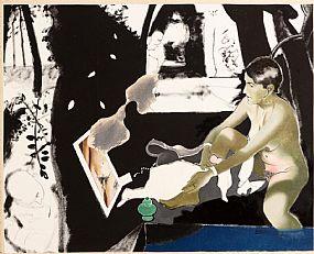 Michael Farrell, La Ruche, �tude at Morgan O'Driscoll Art Auctions