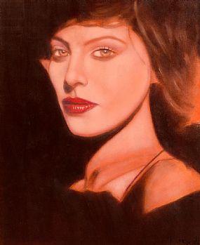 Phillippe Gabriel, Valeria at Morgan O'Driscoll Art Auctions