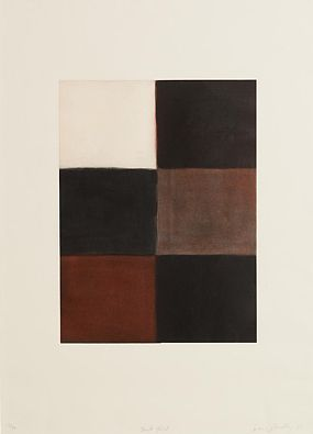 Sean Scully, Dark Fold (2003) at Morgan O'Driscoll Art Auctions