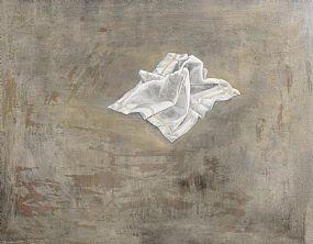 Rita Duffy, Cloth 2 (2006) at Morgan O'Driscoll Art Auctions