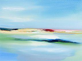 Majella O'Neill Collins, Sherkin Island Seas at Morgan O'Driscoll Art Auctions