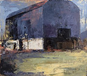 Donald Teskey, Barn, West of Ireland (2001) at Morgan O'Driscoll Art Auctions