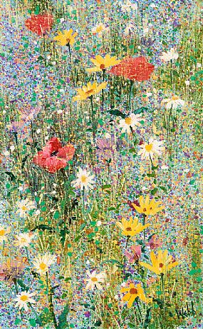 Kenneth Webb, Summer Meadow at Morgan O'Driscoll Art Auctions