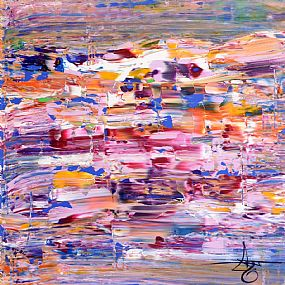 Michael Flatley, Reflections of Positano I at Morgan O'Driscoll Art Auctions