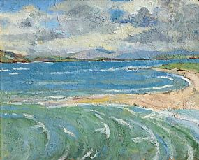 Mary Swanzy, Seascape at Morgan O'Driscoll Art Auctions