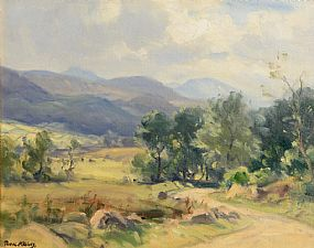Frank McKelvey, In The Mournes at Morgan O'Driscoll Art Auctions