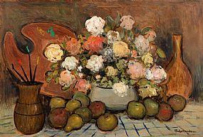 Gladys MacCabe, Tabletop Still Life at Morgan O'Driscoll Art Auctions