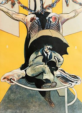 Francis Bacon, Second Version of Painting 1946 (1971) at Morgan O'Driscoll Art Auctions