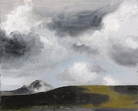 Bernadette Kiely, Errigal from Cruit I at Morgan O'Driscoll Art Auctions