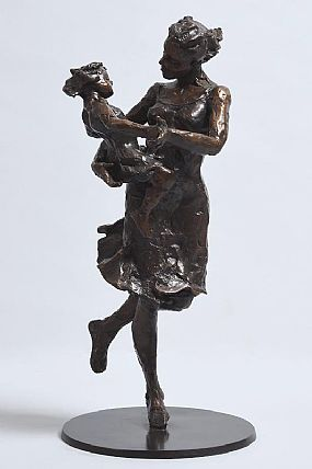 Selma McCormack, Mother & Child at Morgan O'Driscoll Art Auctions