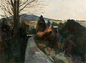 Peter Collis, Roundwood, Enniskerry, Co Wicklow at Morgan O'Driscoll Art Auctions