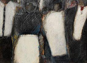 John Shinnors, Interior, Workman's Club, Limerick at Morgan O'Driscoll Art Auctions