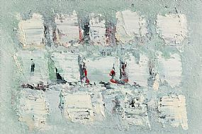 John Kingerlee, Grid (2008) at Morgan O'Driscoll Art Auctions