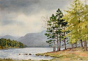 Frank Egginton, West of Ireland Landscape at Morgan O'Driscoll Art Auctions