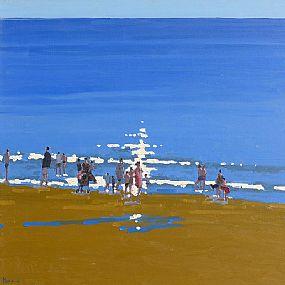 John Morris, Summer Light at Morgan O'Driscoll Art Auctions