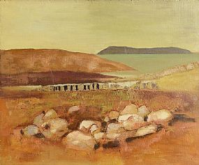 Arthur Armstrong, Autumn Landscape at Morgan O'Driscoll Art Auctions