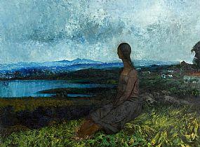 Daniel O'Neill, Resting at Morgan O'Driscoll Art Auctions