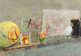 Fred Cuming, Still Life at Morgan O'Driscoll Art Auctions