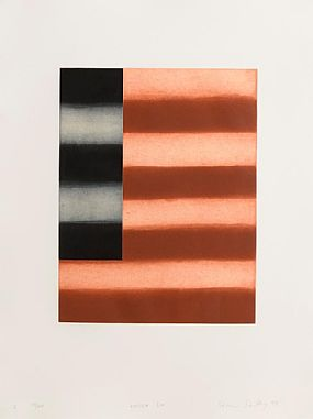 Sean Scully, Enter 6 (1998) at Morgan O'Driscoll Art Auctions