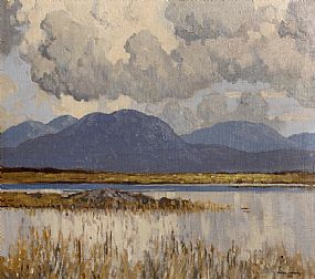Paul Henry, A Kerry Lake at Morgan O'Driscoll Art Auctions