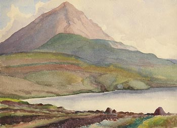 William Conor, Errigal, Co. Donegal at Morgan O'Driscoll Art Auctions