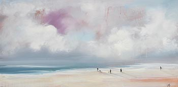 Paula McKinney, Incoming Mists at Morgan O'Driscoll Art Auctions
