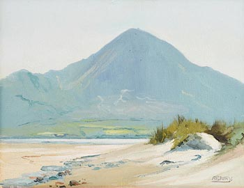 Ann Primrose Jury, Croagh Patrick, Co. Mayo at Morgan O'Driscoll Art Auctions