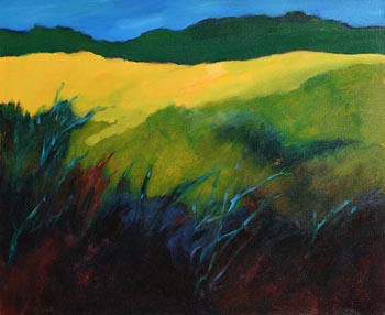 Terry Searle, West Cork Landscape at Morgan O'Driscoll Art Auctions