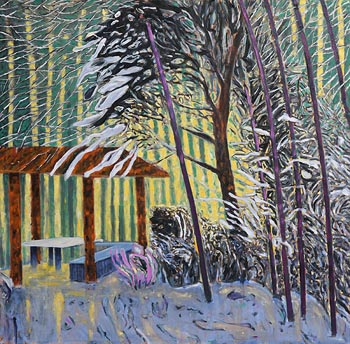 Philip Ryan, At Home in the Woods at Morgan O'Driscoll Art Auctions