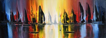 Barbara Hall, Fresh Start at Morgan O'Driscoll Art Auctions