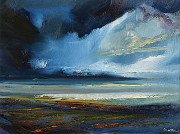 Douglas Hutton, After the Storm, Renvyle, Connemara (2018) at Morgan O'Driscoll Art Auctions