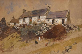 Lilian Lucy Davidson, The Farmstead at Morgan O'Driscoll Art Auctions