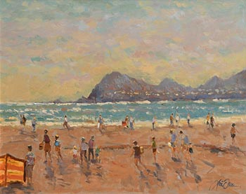 Liam Treacy, A Summer to Remember at Morgan O'Driscoll Art Auctions