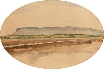 John Butler Yeats, Ben Bulben at Morgan O'Driscoll Art Auctions