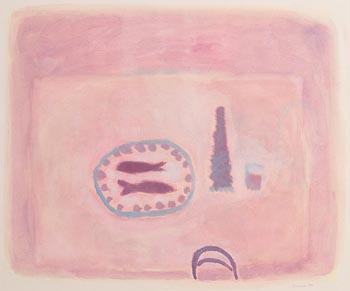 Neil Shawcross, Tabletop Still Life (1983) at Morgan O'Driscoll Art Auctions
