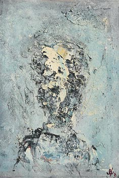 John Kingerlee, Head Study (2008) at Morgan O'Driscoll Art Auctions