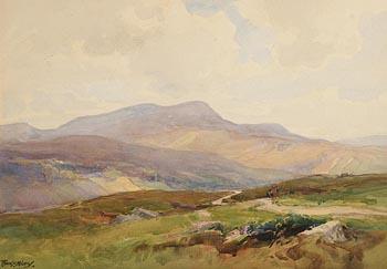 Frank McKelvey, The Mournes at Morgan O'Driscoll Art Auctions