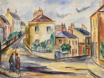 Norah McGuinness, Howth, Co. Dublin at Morgan O'Driscoll Art Auctions