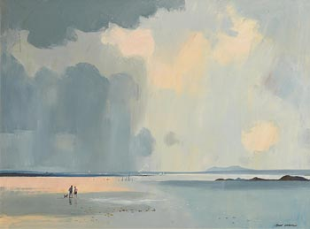 John Skelton, The Approaching Storm at Morgan O'Driscoll Art Auctions