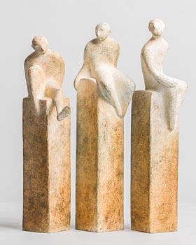 Carolyn Mulholland, Group (1995) at Morgan O'Driscoll Art Auctions