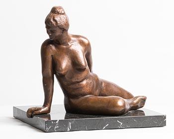 Cynthia Moran, Diana at Morgan O'Driscoll Art Auctions