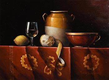 David French Le Roy, Still Life at Morgan O'Driscoll Art Auctions