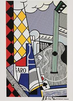 Roy Lichtenstein, Untitled at Morgan O'Driscoll Art Auctions